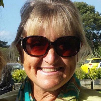 Miriam at Team Davis