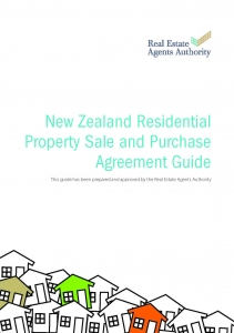 NZ Residential Property Sale and Purchase Agreement Guide