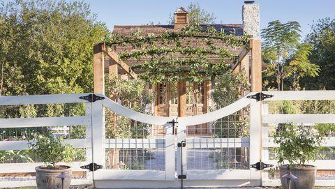 Romantic Arbors and Gates