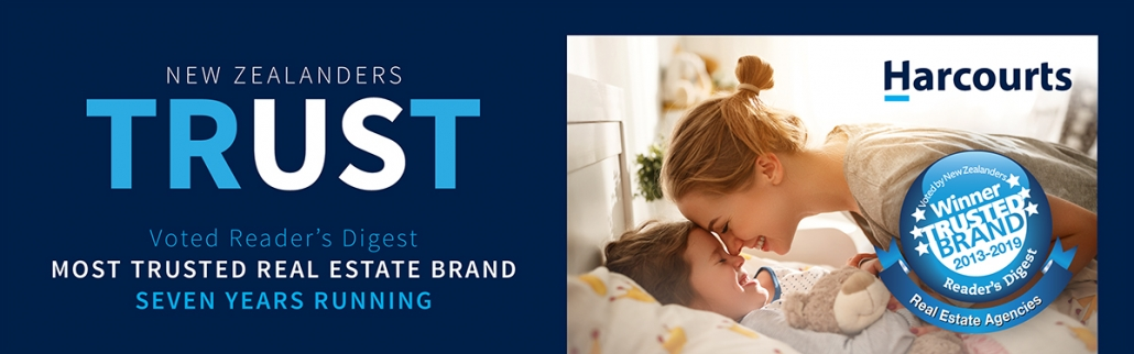 Harcourts The Most Trusted Brand in Real Estate