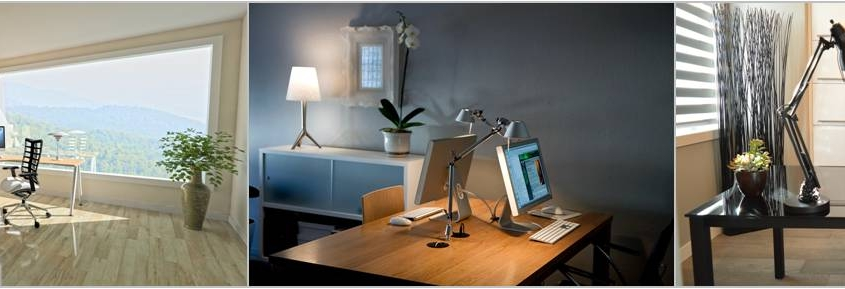 Contemporary Design Solutions for a Productive Home Office