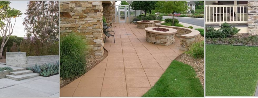 Exterior Concrete Surfaces: Care & Maintenance