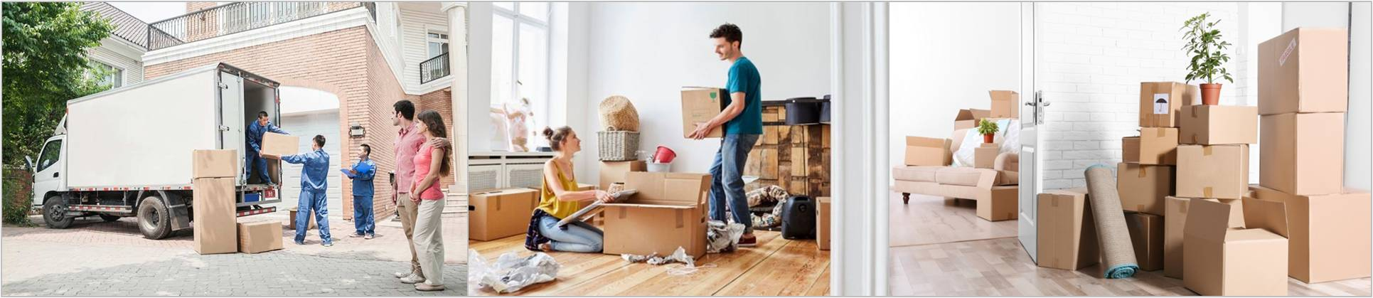 Moving house - We've got a list of things to do