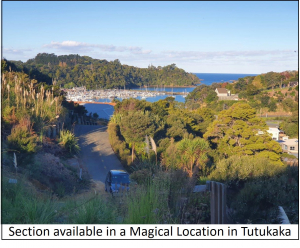 Section For Sale with Magical Views