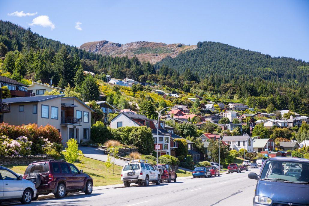 Homes in New Zealand